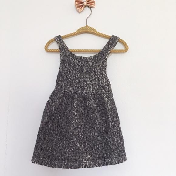 ee5a8b02 Zara Dresses | Baby Dungarees Pinafore Dress | Poshmark